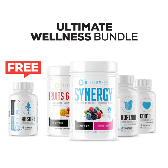 Ultimate Wellness Bundle