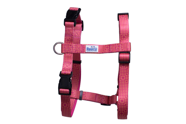 Preservation Pink - Harness