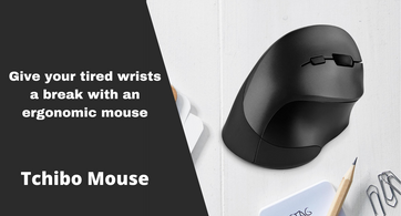 Give your tired wrists a break with an ergonomic mouse