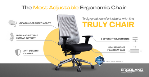 Truly Chair features