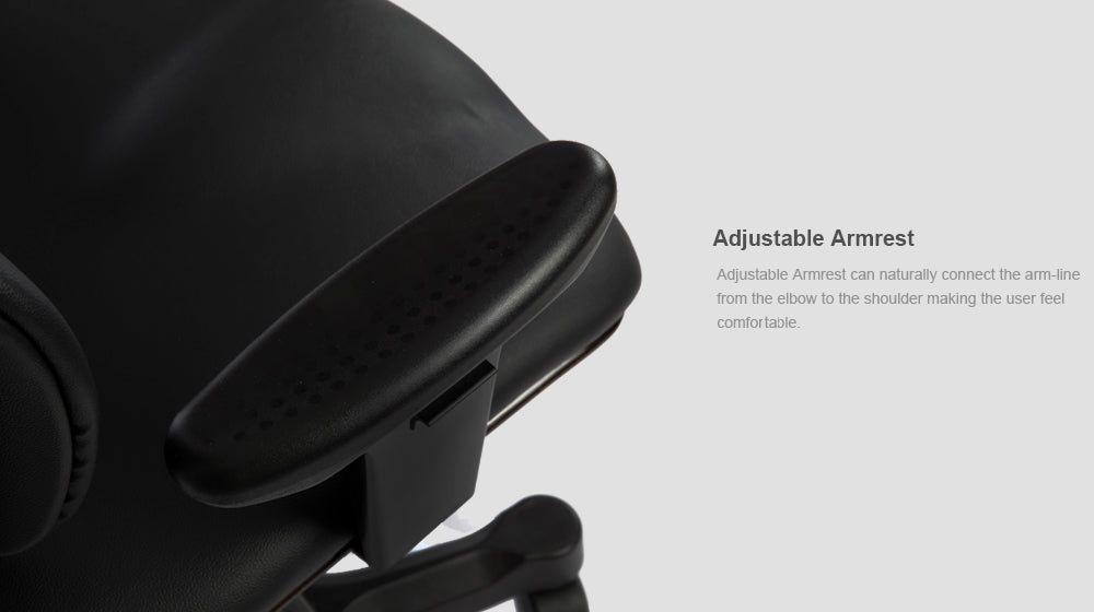 Chairman Collection Ergonomic Chair leather seating