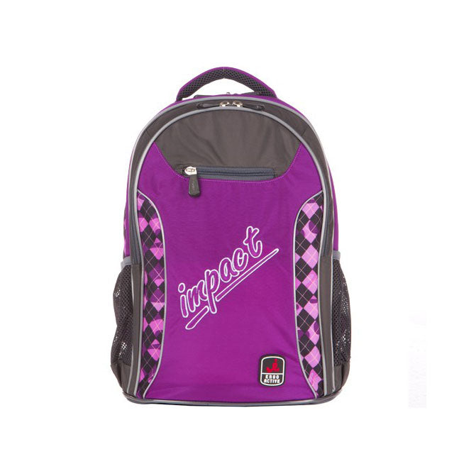 Impact Backpack (IPEG-082) Purple
