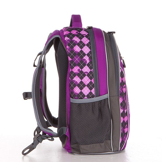 Impact Backpack (IPEG-082) Purple 2