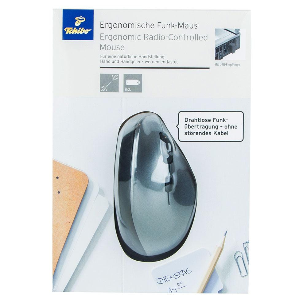 Tchibo Ergonomic Mouse