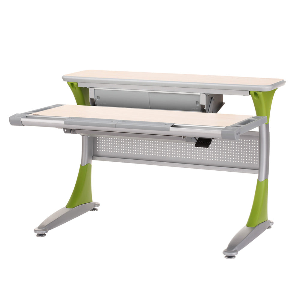 Ergo-Smart Desk Maple Green