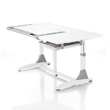 BD368 Ergonomic Elite Desk flat