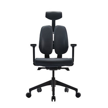Duorest D200 Ergonomic Chair Black