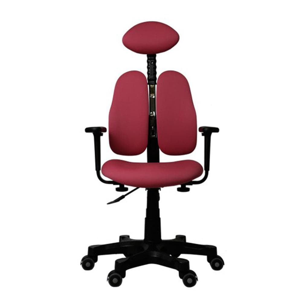 Lady Collection Ergonomic Chairs Red front
