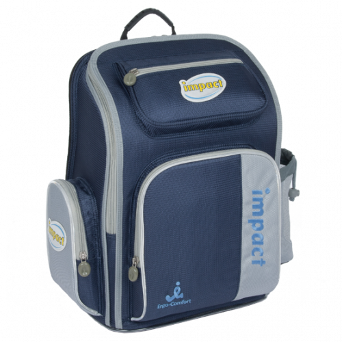 Impact Backpack (IM-0037) Navy Blue 2
