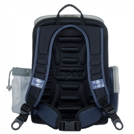 Impact Backpack (IM-0037) Navy Blue 3