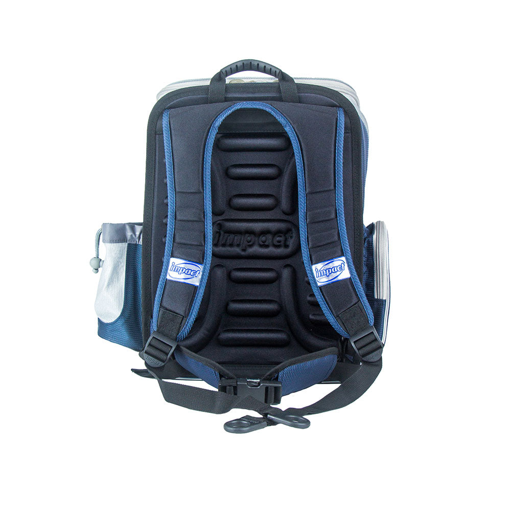 Impact Backpack (IPEG-055) Navy Blue OSPS System
