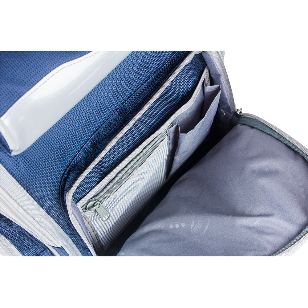 Impact Backpack (IPEG-055) Navy Blue Interior 2