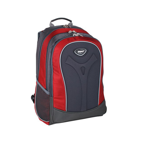 Impact Backpack (IPEG-062) Red 2