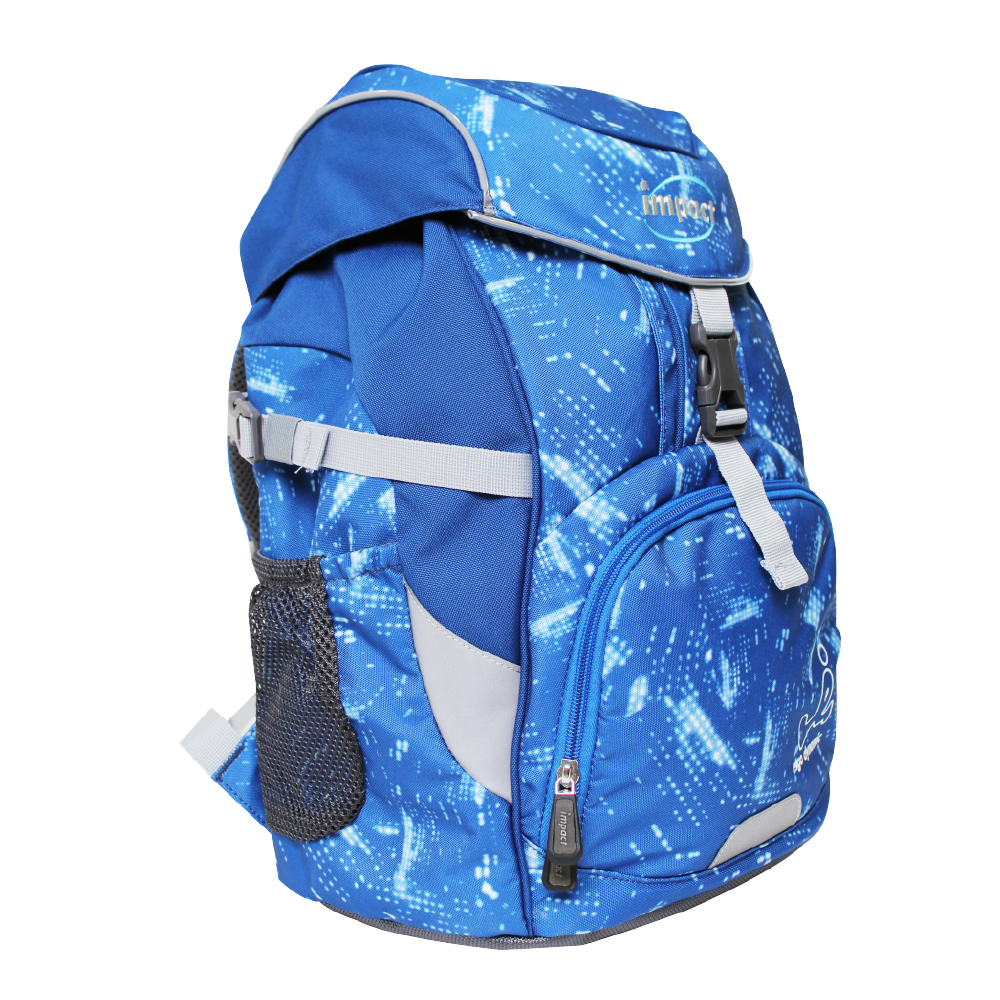 Impact Backpack (IPEG-226) Blue 2