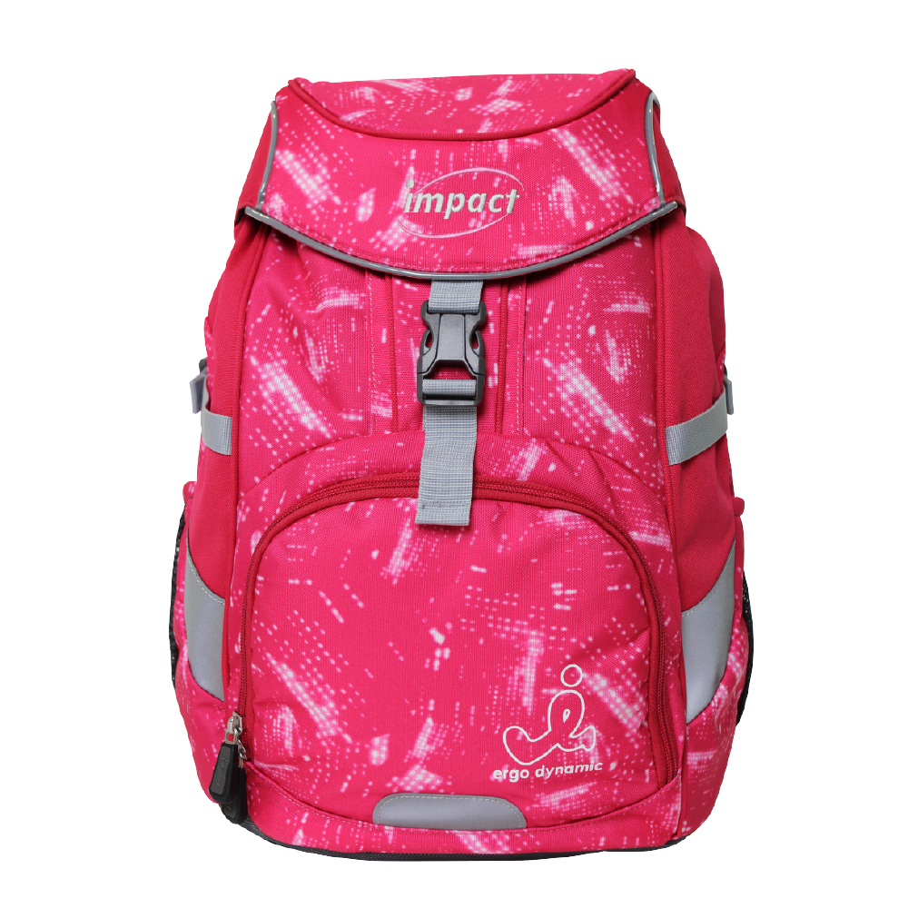 Impact Backpack (IPEG-226) Pink