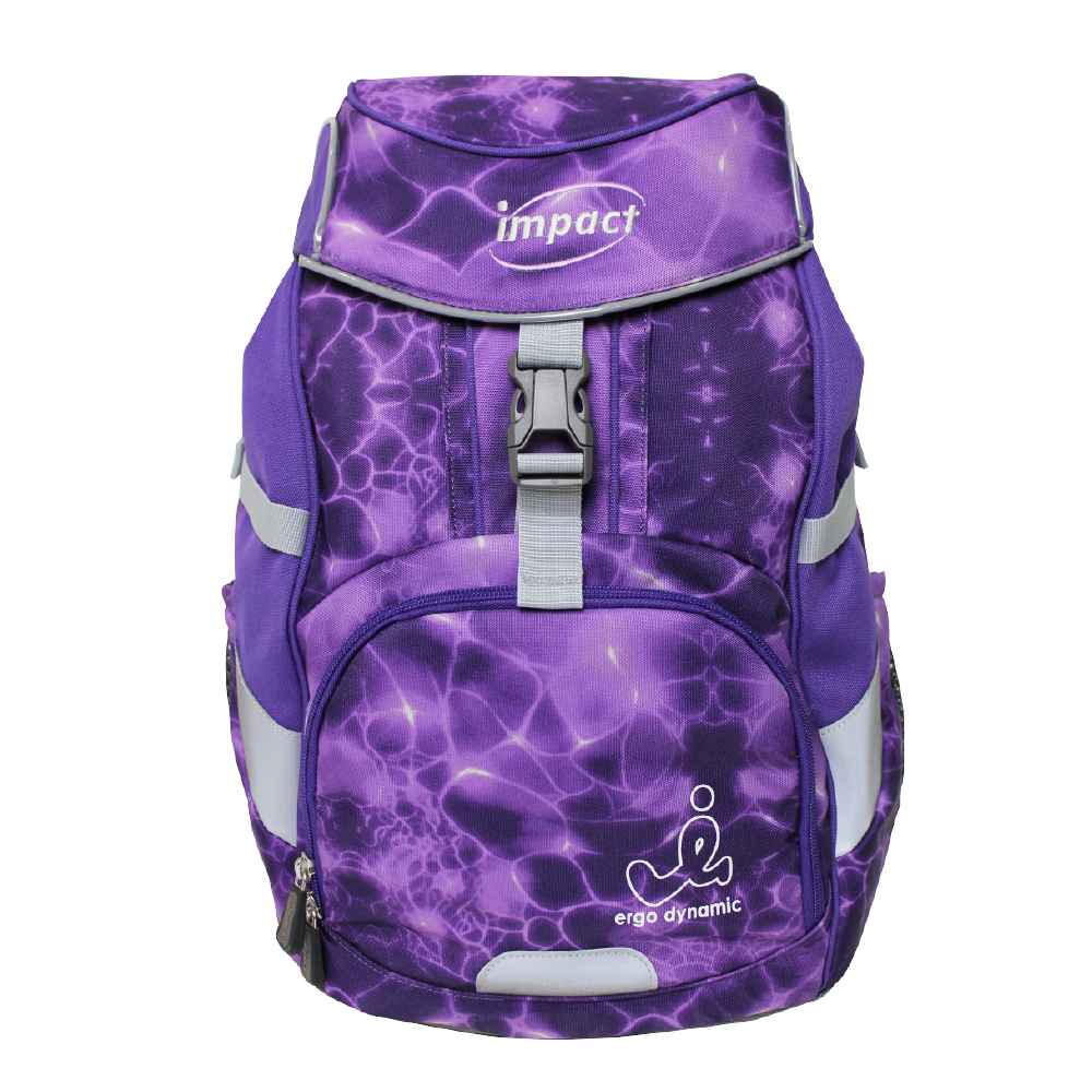 Impact Backpack (IPEG-226) Purple