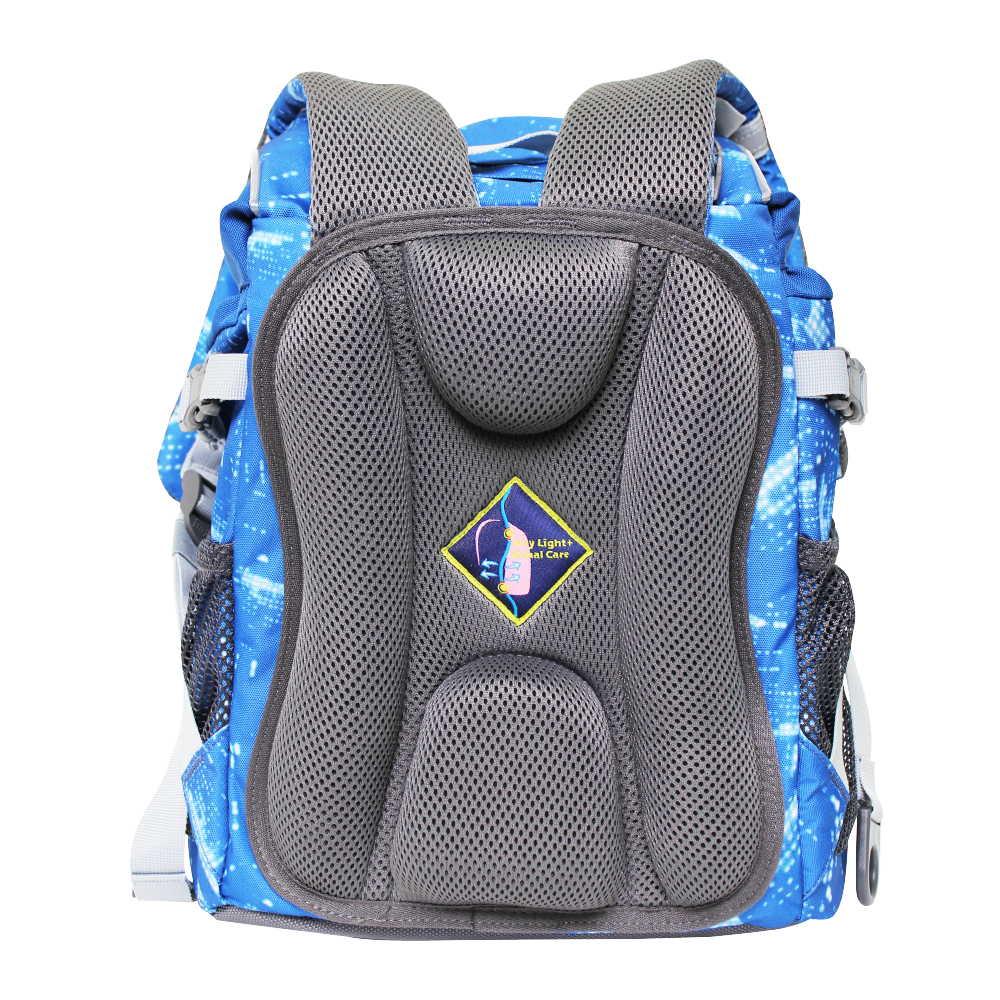 Impact Backpack (IPEG-226) Blue 3D Spinal Protection System