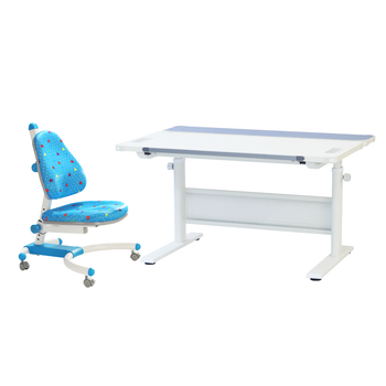 KM1 Desk + Enlightening Chair