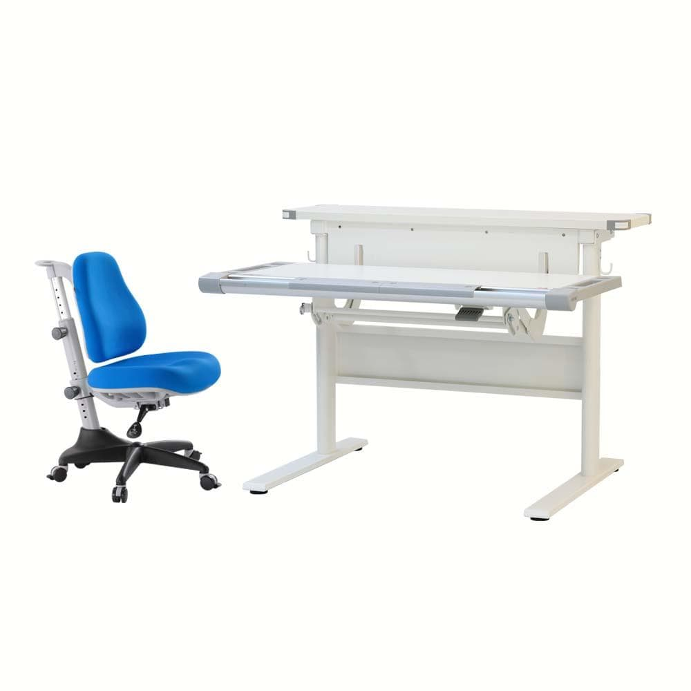 Purely Desk + Match Chair