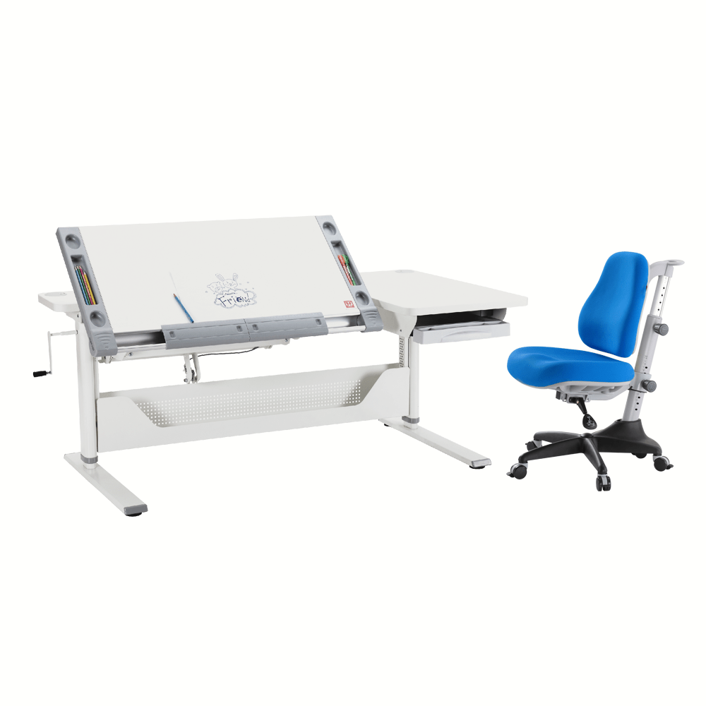 M9 Desk + Match Chair