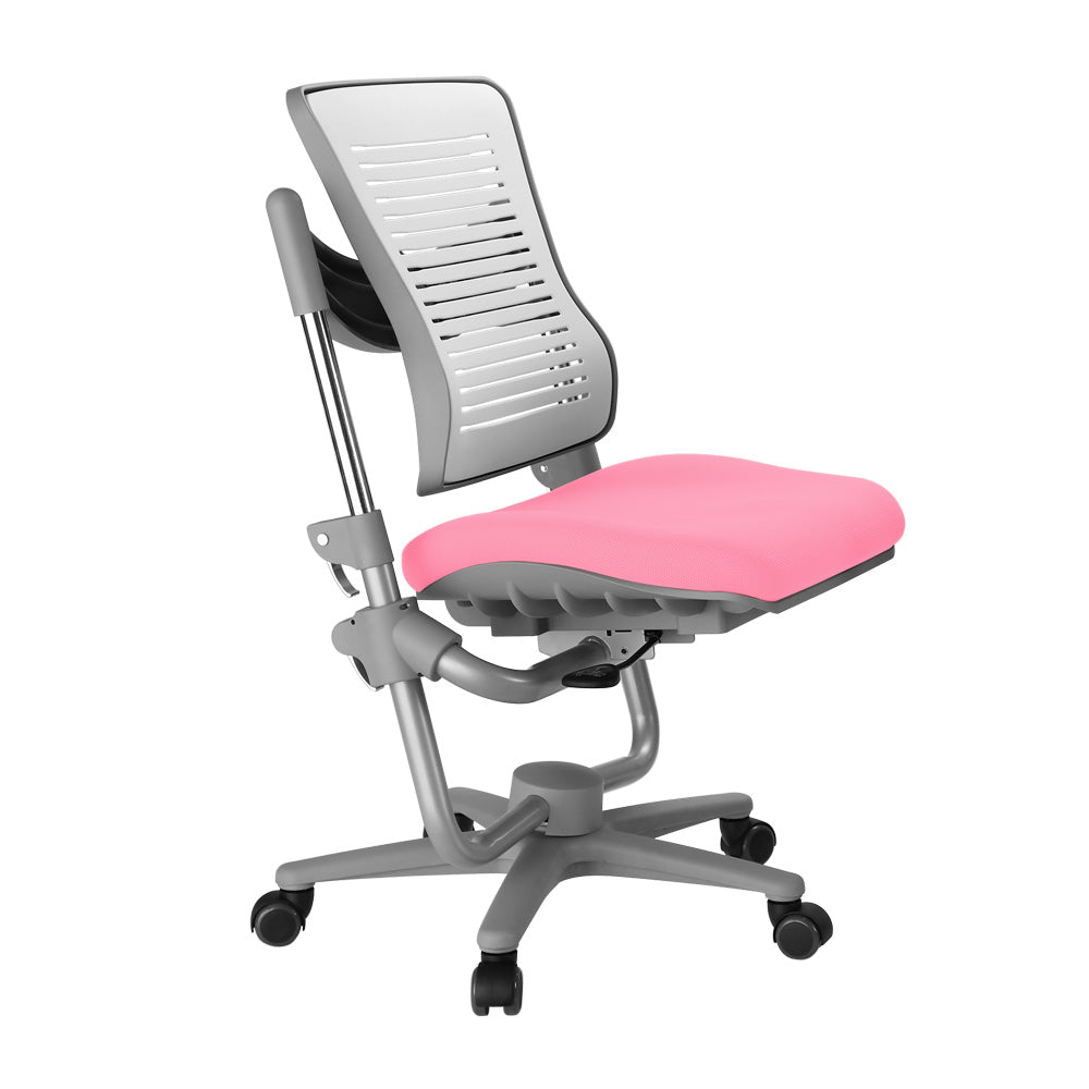 Angel Wing Ergonomic Chair pink