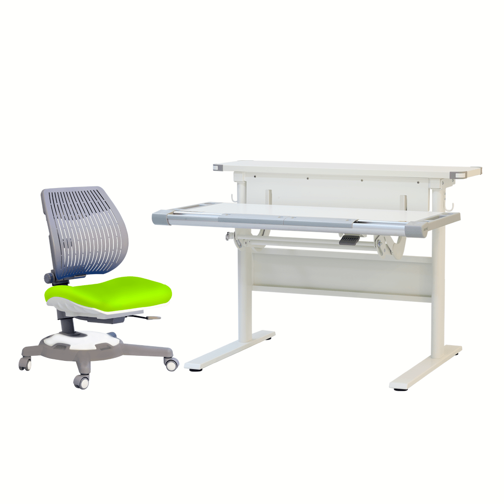 Purely desk + Ultra Back Chair