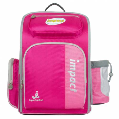 Impact Backpack (IM-0037) Pink