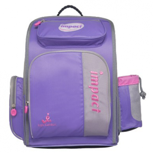 Impact Backpack (IM-0037) Purple