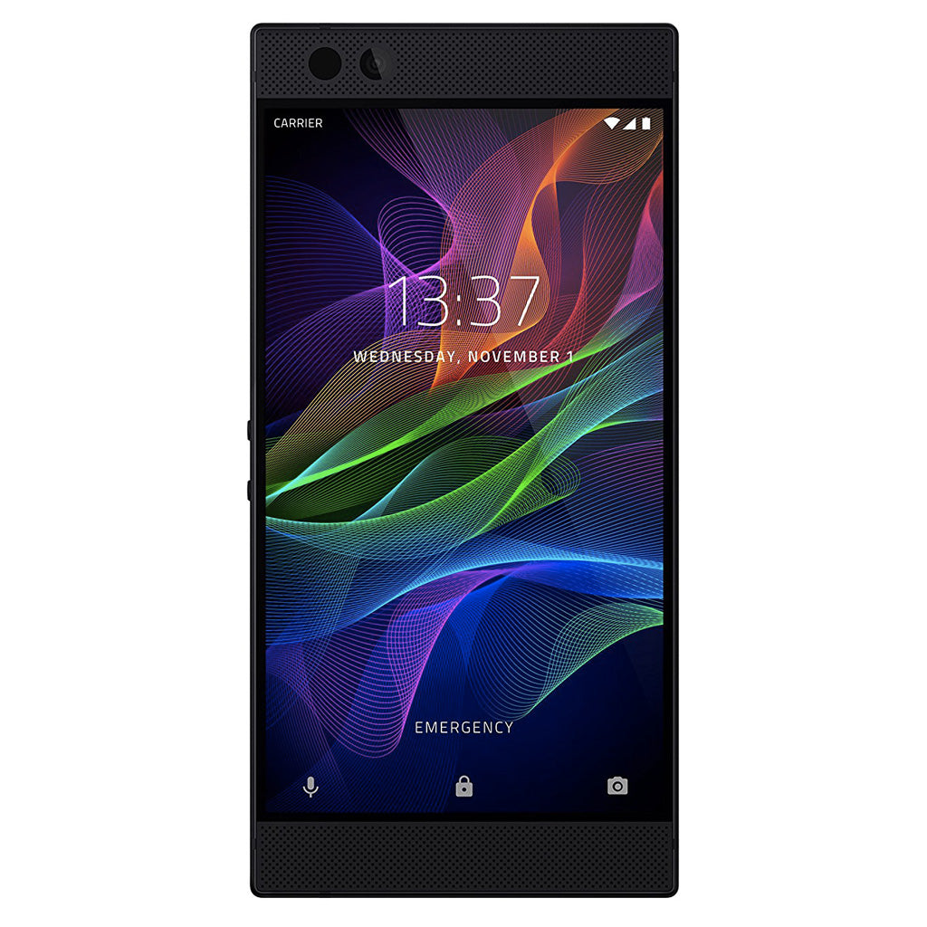 Razer Phone 65 GB 5.7 Inch Unlocked Phone Black
