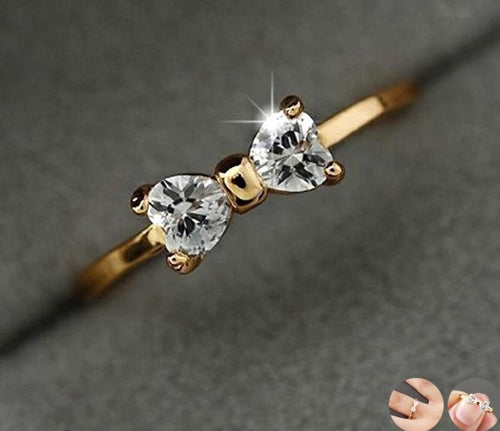 Bow Engagement Ring - FREE (Limited Time Offer) - Malibu Coastal