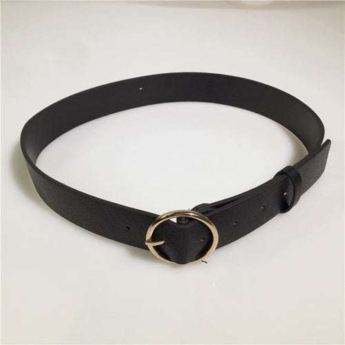 Torini Leather Belt - Malibu Coastal