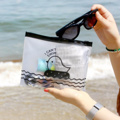 Buck Zip Lock Travel Kit - Malibu Coastal