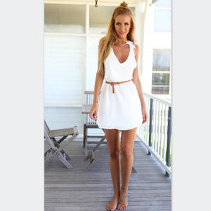 Cassandra Dress - FREE (Limited Time Offer) - Malibu Coastal