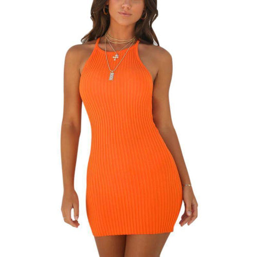 Alba Dress - Malibu Coastal