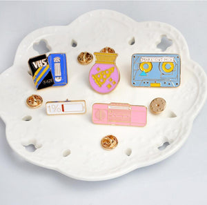 Bubble Pin Set - Malibu Coastal