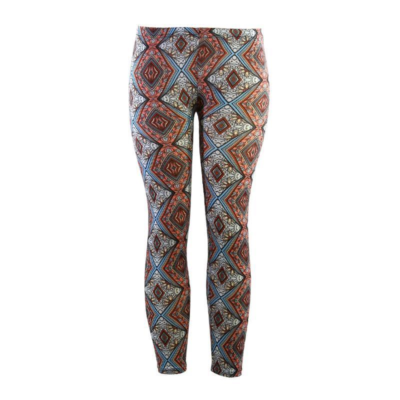 Isidora Leggings - Malibu Coastal