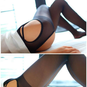 Aliah Sexy Lingerie Stockings - FREE (Limited Time Offer) - Malibu Coastal