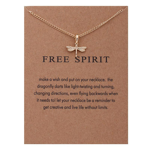 Free Spirit Necklace - Malibu Coastal