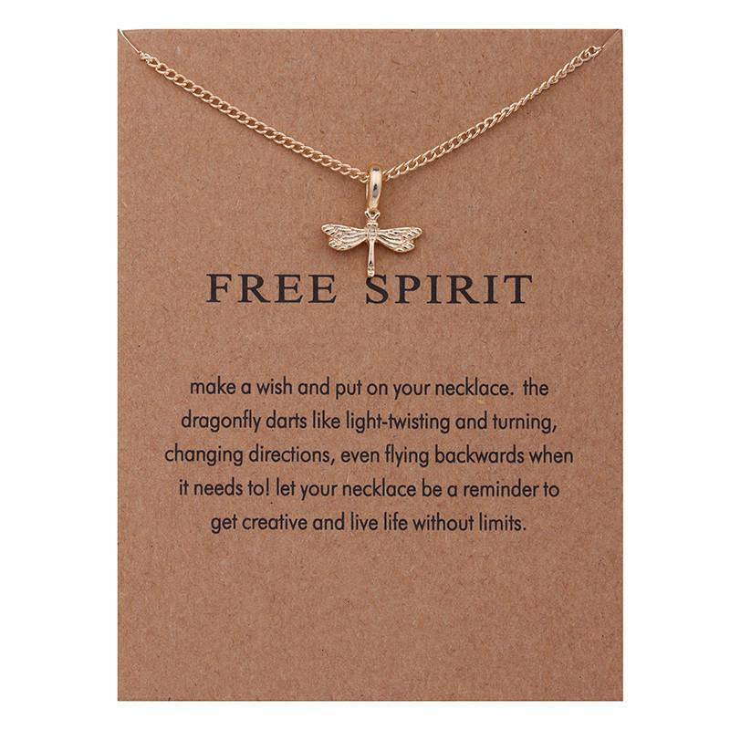 Free Spirit Necklace - FREE - Malibu Coastal