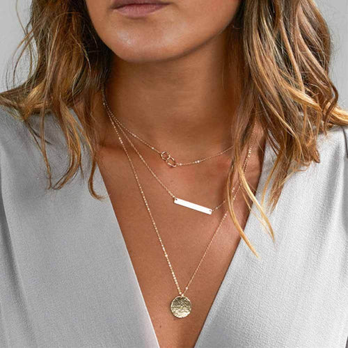 Frulla Necklace - Malibu Coastal