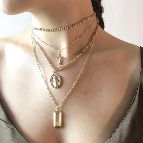 Poe Necklace - Malibu Coastal