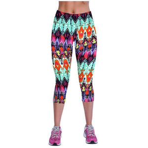 Meadow Leggings - Malibu Coastal