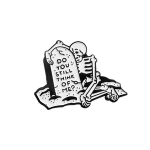 Love you to Death Pin - Malibu Coastal