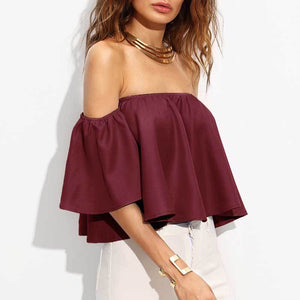 Nina Fashion Top - FREE - Malibu Coastal