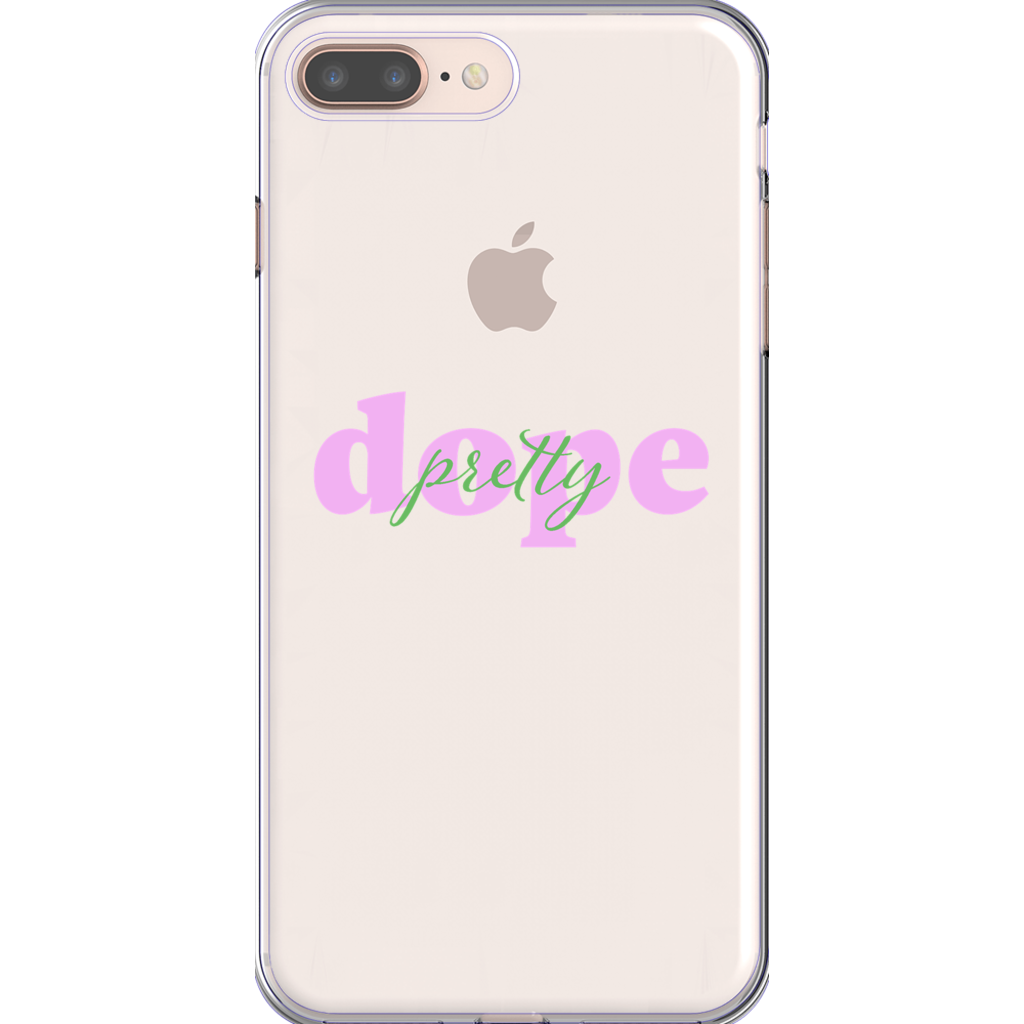 Pretty Dope Cell Phone Cases Pink
