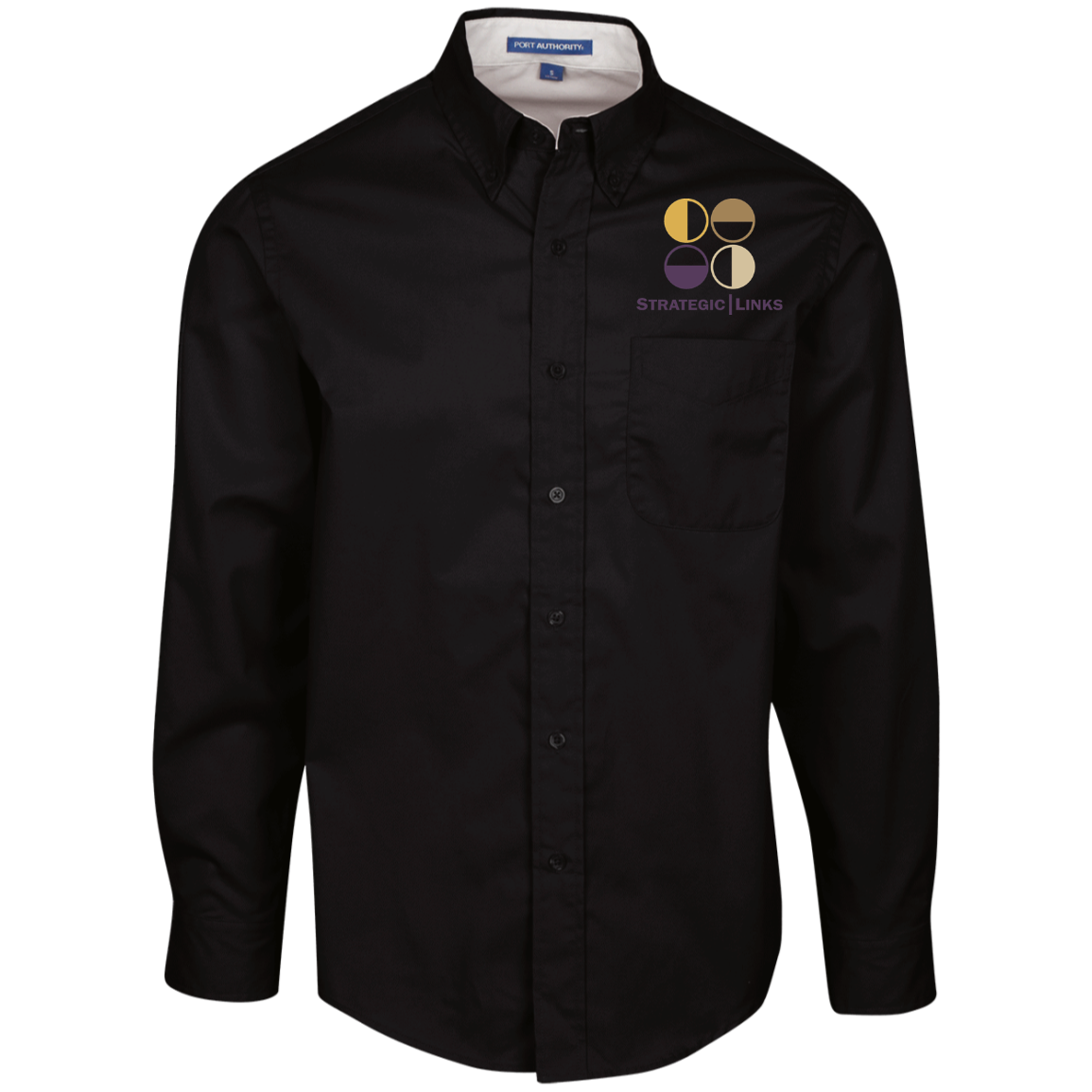 Strategic Links S608 Port Authority Men's LS Dress Shirt