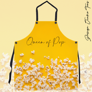 Queen of Pop Custom Aprons