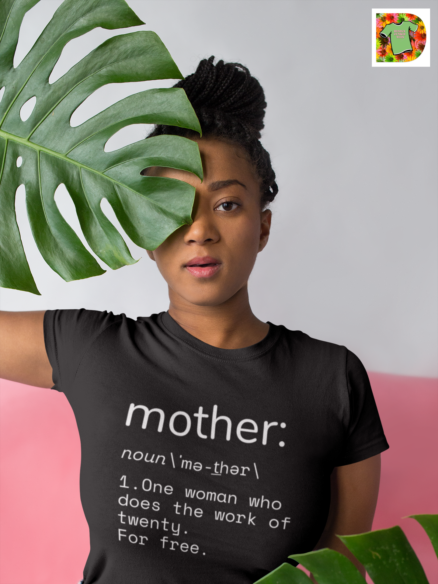 Mother Definition Short-Sleeve Unisex T-Shirt