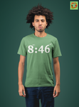 8 Minutes 46 Seconds Short-Sleeve Unisex T-Shirt