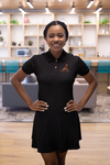 Phoenix Rising Logo Embroidered Women's Polo Shirt
